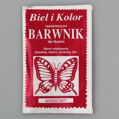 Kangavärv/riidevärv kirsipunane