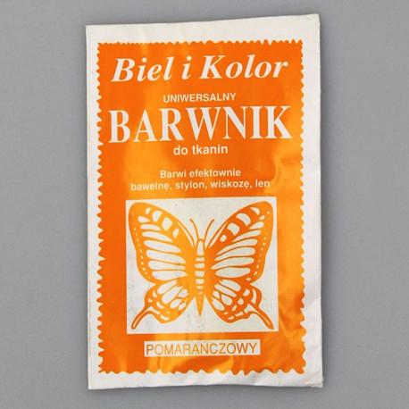 Kangavärv/riidevärv oranž