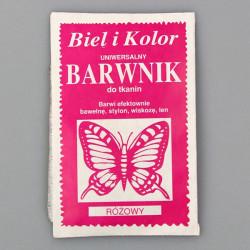 Kangavärv/riidevärv roosa